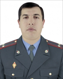 History of Fire Safety Department of the Faculty No. 5 of the Academy of the Ministry of Internal Affairs of the Republic of Tajikistan