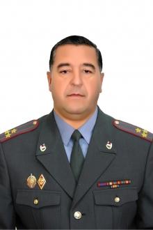 Заместитель начальника Академии МВД по обеспечению