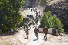 Машқҳои оперативӣ-тактикии хатмкунандагони Коллеҷи милитсия