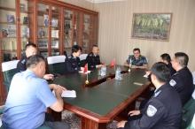 Укрепление дружественных связей между Академией МВД Республики Таджикистан и Университетом уголовной полиции Китайской Народной Республики