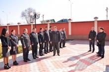 Визит делегации МВД Республики Узбекистан в Академию МВД Республики Таджикистан