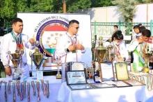 Иштироки Академияи ВКД дар Фестивали дӯстии ҷавонони шаҳри Душанбе