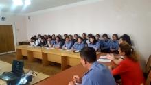 Круглый стол, посвящённый «Году развития туризма и народных ремёсел» и Дню молодёжи