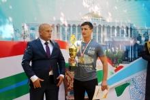 Курсанты Факультета №4 Академии стали победителями в спортивных соревнованиях по борьбе в виде «Самбо»