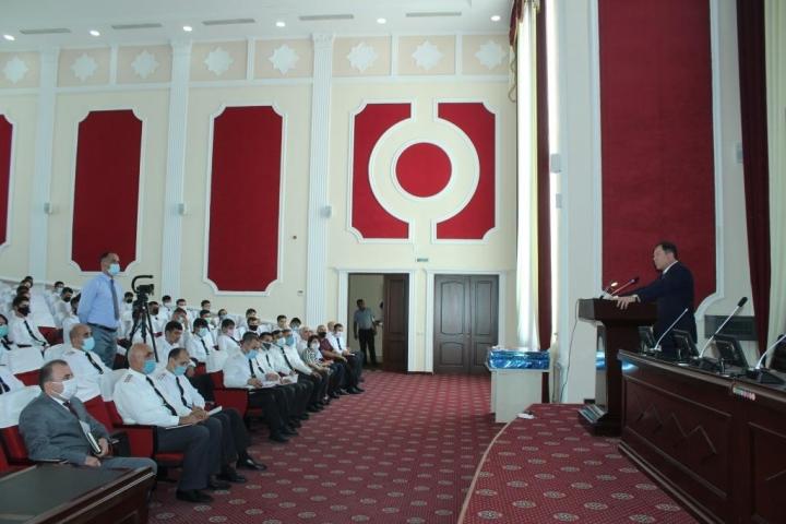 День знаний в Академии МВД и представления Министра об объявлении «Года изучения оперативно-розыскной деятельности»