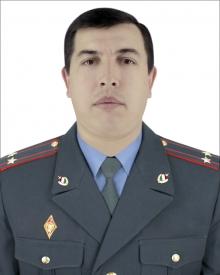 Кафедра пожарной безопасности факультета №5 Академии МВД Республики Таджикистан