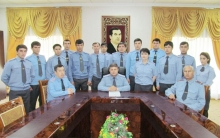 Faculty No. 5 of the Academy of the Ministry of Internal Affairs of the Republic of Tajikistan