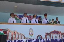 ВЫПУСКНИКИ ФАКУЛЬТЕТА №4 АКАДЕМИИ МВД