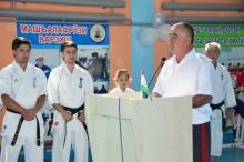 Республиканский фестиваль «Современное восточное боевое искусство» в Академии МВД