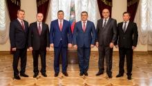 УЧАСТИЕ Руководителей АКАДЕМИИ МВД РЕСПУБЛИКИ Таджикистан на 10-ом ЗАСЕДАНИИ РУКОВОДИТЕЛЕЙ ВУЗОВ