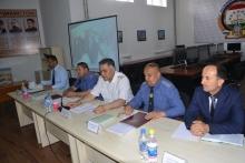 Круглый стол на тему: «Роль участковых инспекторов милиции в повышении правовой культуры граждан»