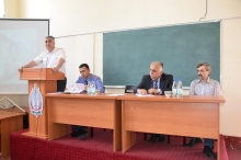 Научно-теоретическая конференция в Академии МВД