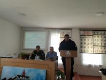 Конференция в городе Худжанд, посвящённая Дню Победы