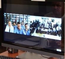 Участие специалистов уголовного процесса Академии МВД Республики Таджикистан в международной он-лайн конференции