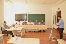 В Академии МВД сдают государственные экзамены