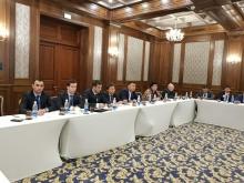 Участие сотрудников милиции в международном Форуме по теме «Профилактика экстремизма и Медиа»