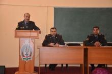 Родительское собрание 2-го курса факультета №2 Академии МВД Республики Таджикистан