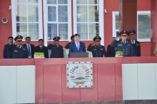 The Academy of the Ministry of Internal Affairs solemnly celebrated the holiday of the spring equinox - Navruz