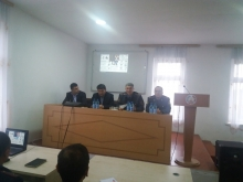 Научно-практическая конференция на тему «Миграция и терроризм»