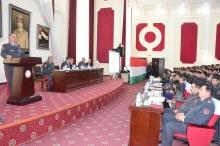 Республиканская научная конференция на тему «Теоритические проблемы и практическая реализация норм Кодекса об административных правонарушениях Республики Таджикистан»
