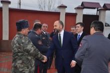 Новая страница в сотрудничестве Программы ОБСЕ в Душанбе с Академией МВД Республики Таджикистан