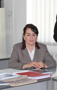 Кафедра языков Академии МВД Республики Таджикистан