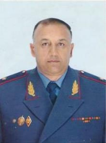 Кафедра административного права и административной деятельности факультета № 2 Академии МВД Республики Таджикистан
