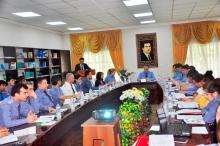 Роль молодежи в развитии науки Таджикистана